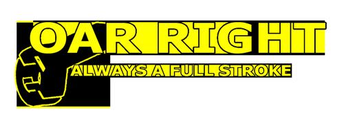 Oar Right Logo
